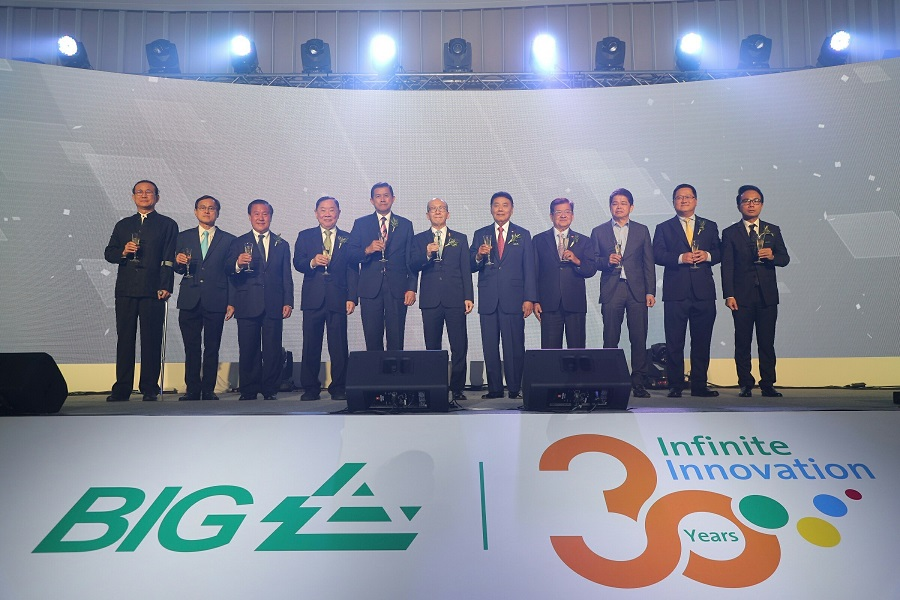 Bangkok Industrial Gas Celebrates Its 30th Anniversary